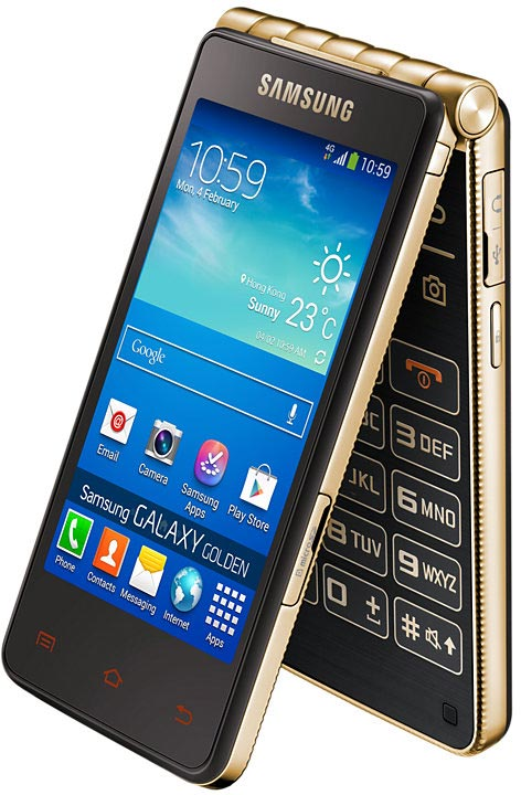 Конфигурация Samsung Galaxy Golden 3 включает 3 ГБ оперативной памяти