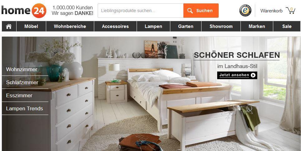 Перестановки на рынке онлайн-продаж мебели, или не IKEA единой: Home24 покупает Fashion For Home - 1