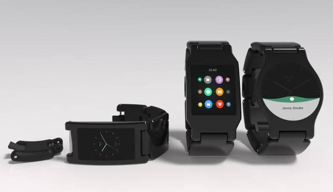 Модульные часы Blocks будут поддерживать работу с сетью AT&T и дактилоскопические модули - 2