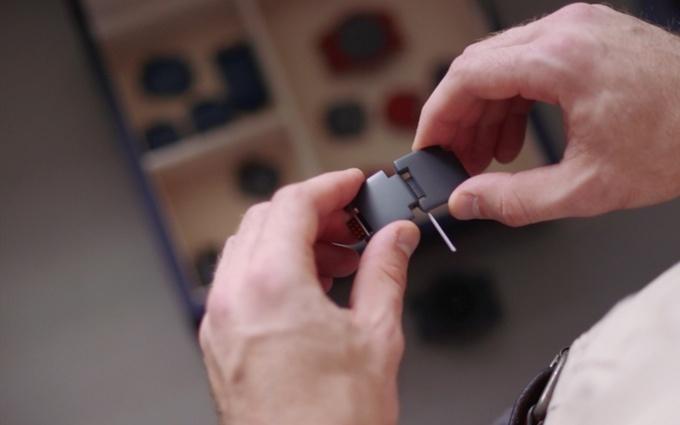 Модульные часы Blocks будут поддерживать работу с сетью AT&T и дактилоскопические модули - 3