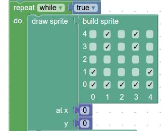 Создаем виртуального питомца из платы CodeBug - 6