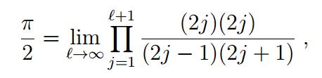 Формулу Валлиса для числа Пи нашли в атоме водорода - 2