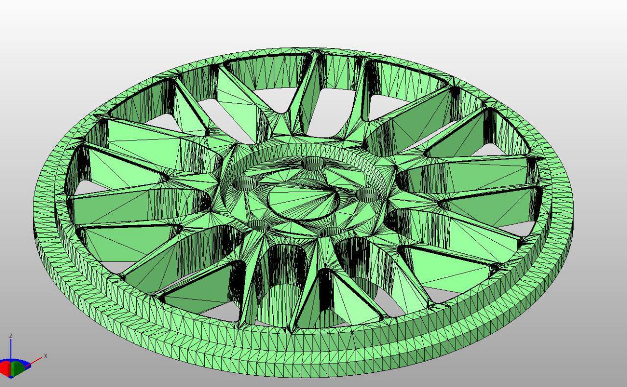 Обзор ПО для 3D-печати Netfabb Studio 6 - 21