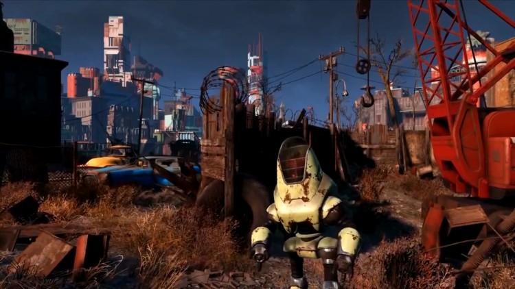 Учёные рассуждают, как выжить в мире Fallout 4 - 1