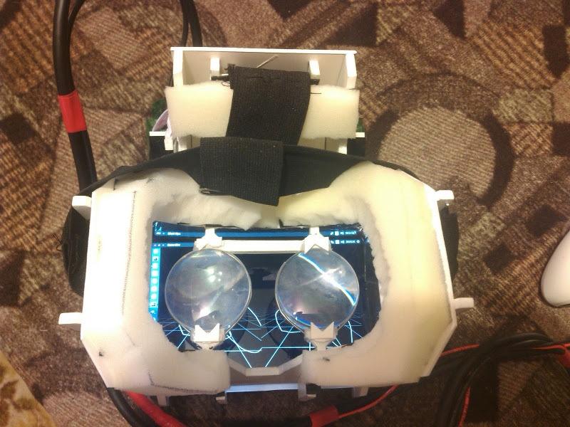 Портативные очки виртуальной реальности и некоторые мысли - 12