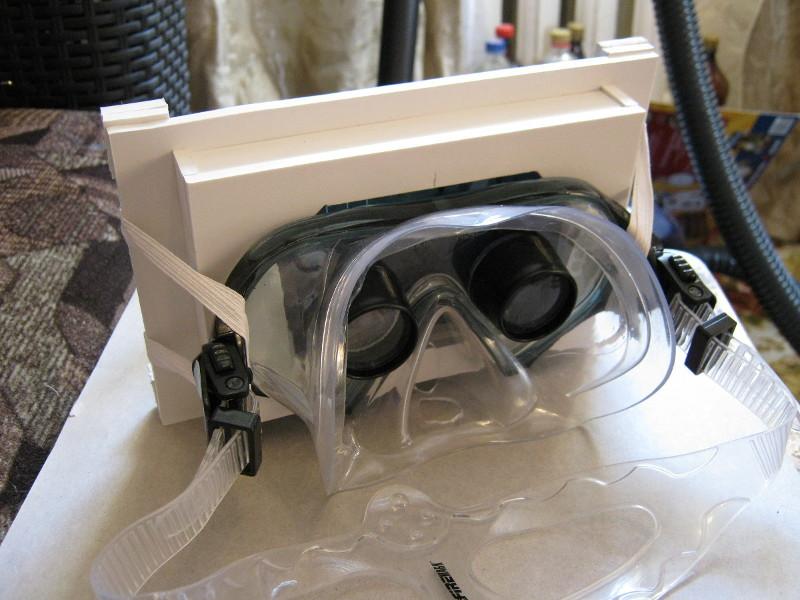Портативные очки виртуальной реальности и некоторые мысли - 2