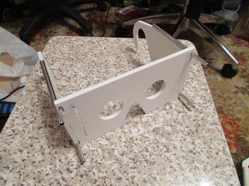 Портативные очки виртуальной реальности и некоторые мысли - 37