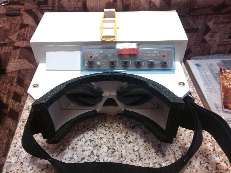Портативные очки виртуальной реальности и некоторые мысли - 4