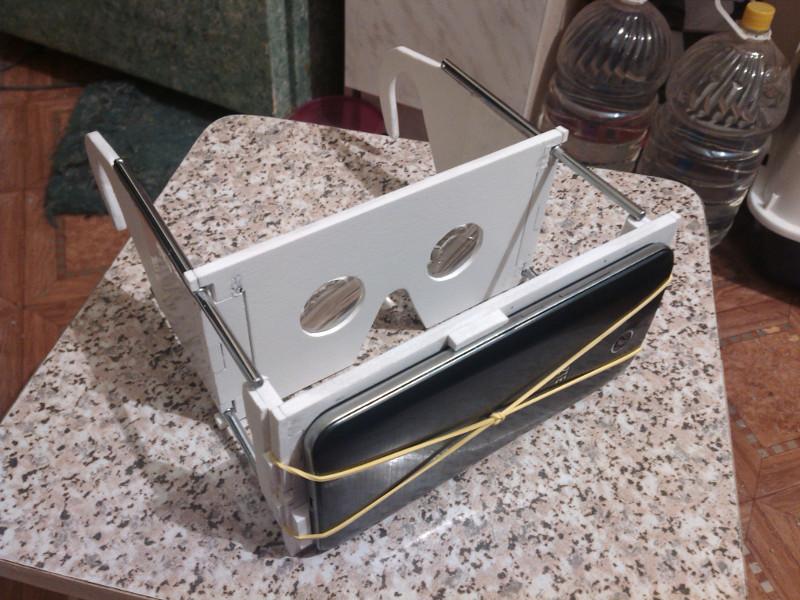Портативные очки виртуальной реальности и некоторые мысли - 51