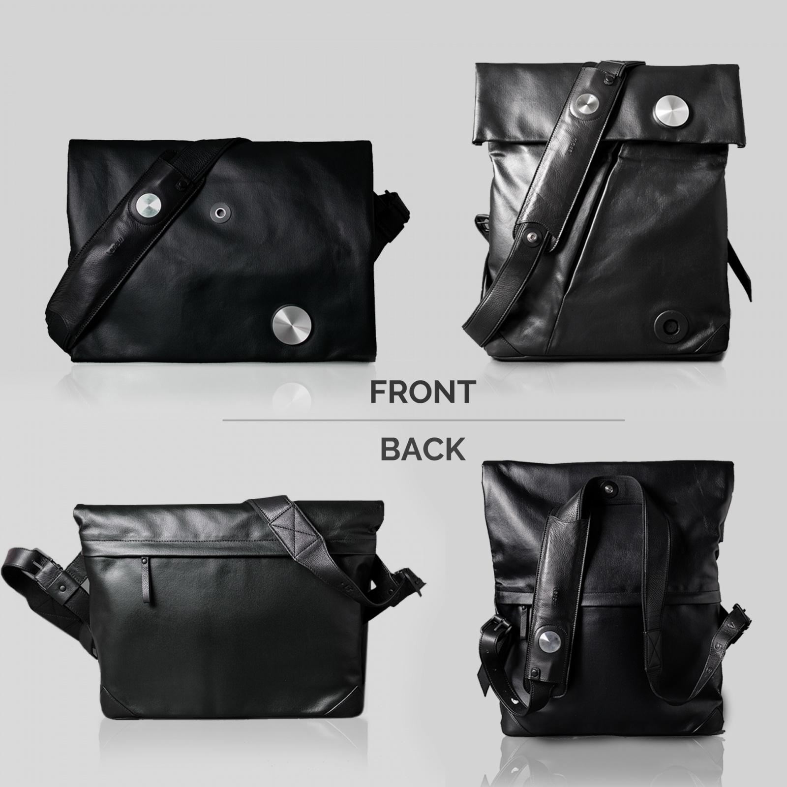 Умные сумки: небольшая подборка аксессуаров «с секретами» - 3
