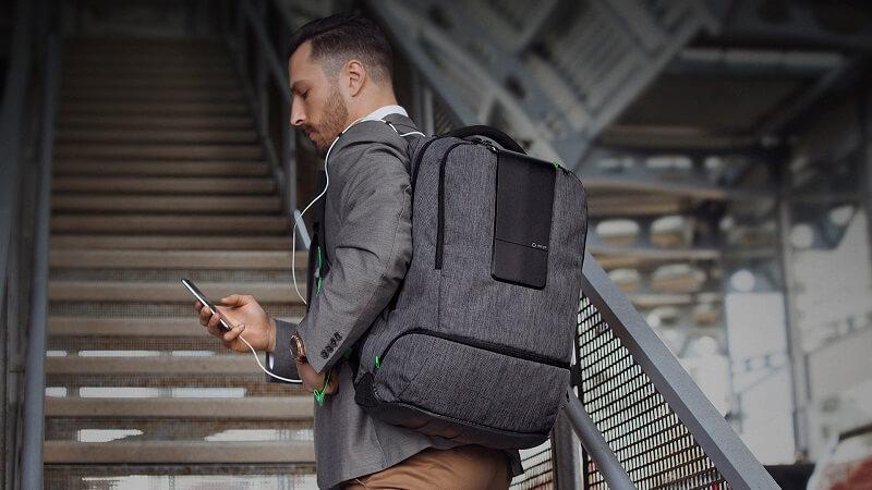 Умные сумки: небольшая подборка аксессуаров «с секретами» - 6