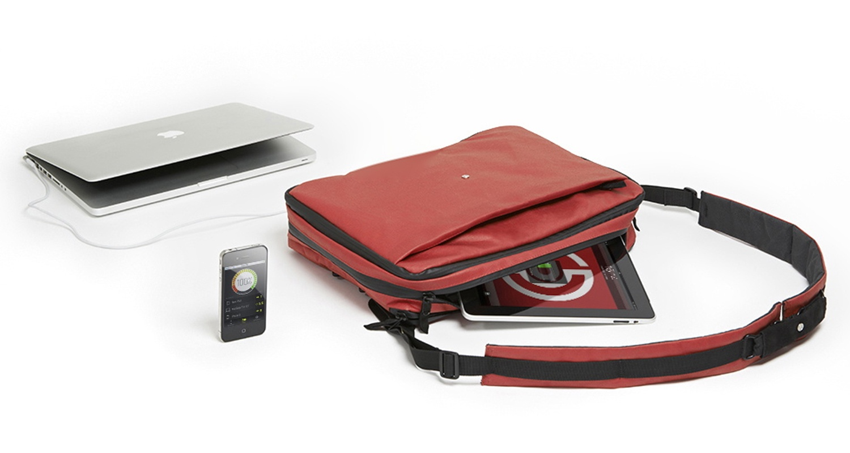 Умные сумки: небольшая подборка аксессуаров «с секретами» - 9