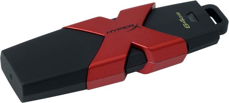 В режиме записи HyperX Savage развивает скорость чтения 250 МБ/с