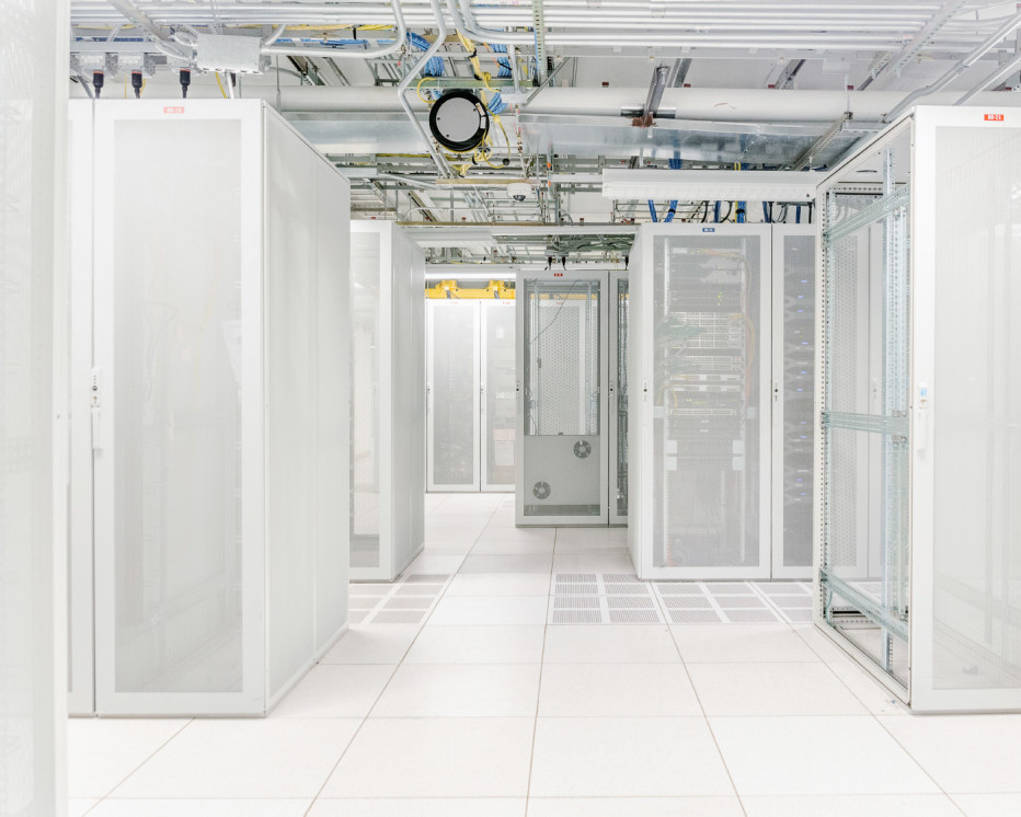 Где живет интернет: точка обмена трафиком на Манхэттене - 9