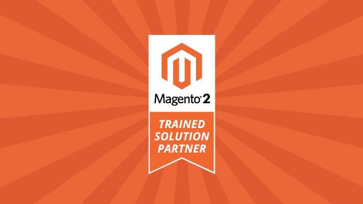 Мы стали сертифицированными партнерами Magento 2 - 1