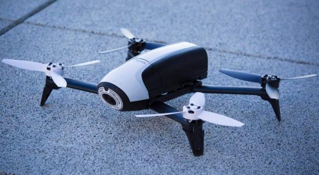 Потребительский дрон Parrot Bebop 2 может находиться в воздухе вдвое дольше предшественника - 1