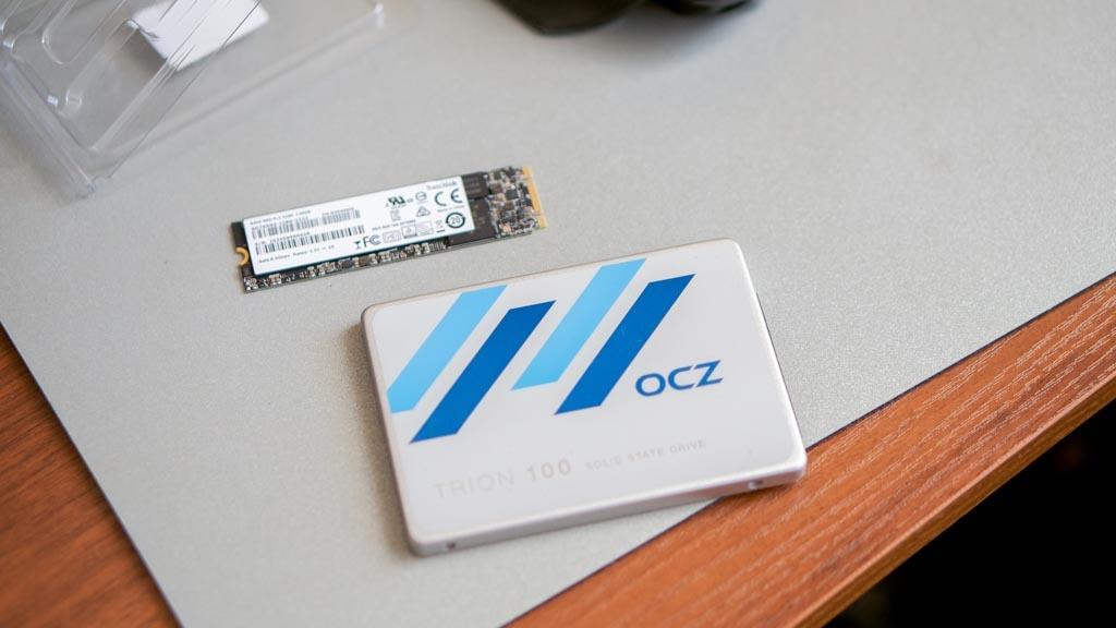 SSD M.2 – Реалии стандарта и обзор доступной модели Sandisk X300 - 3