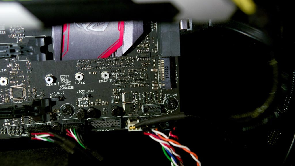 SSD M.2 – Реалии стандарта и обзор доступной модели Sandisk X300 - 4