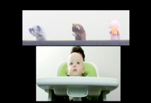 У младенцев логическое мышление появляется ещё до одного года - 1