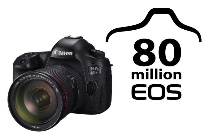 Производитель отмечает, что все ключевые компоненты камер EOS он выпускает самостоятельно