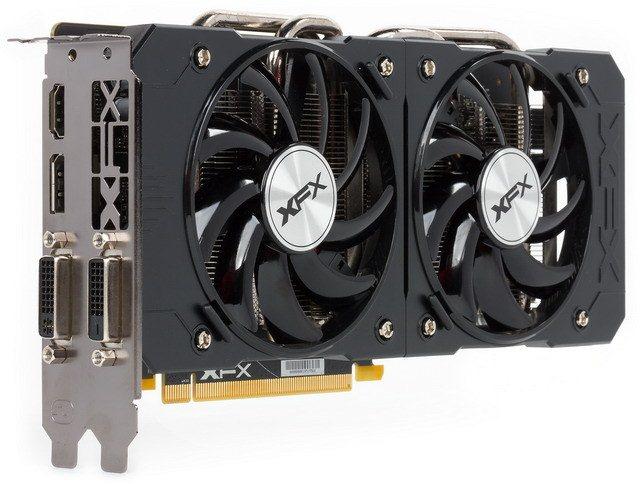 XFX представила карты Radeon R9 380X