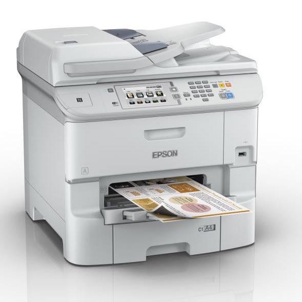 Цветной принтер Epson WorkForce Pro WF-6090DW и МФУ Epson WorkForce Pro WF-6590DWF рассчитаны на печать до 65 000 страниц в месяц