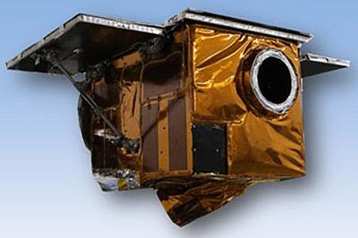 Лунный микроспутник растет - 5