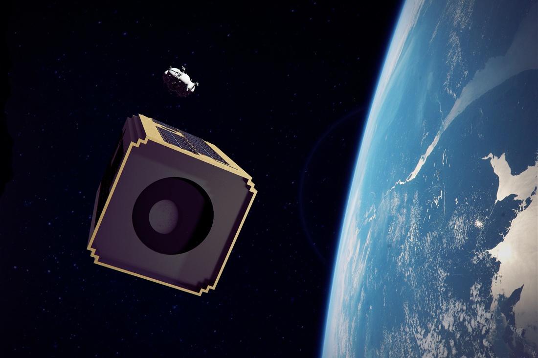 Лунный микроспутник растет - 1