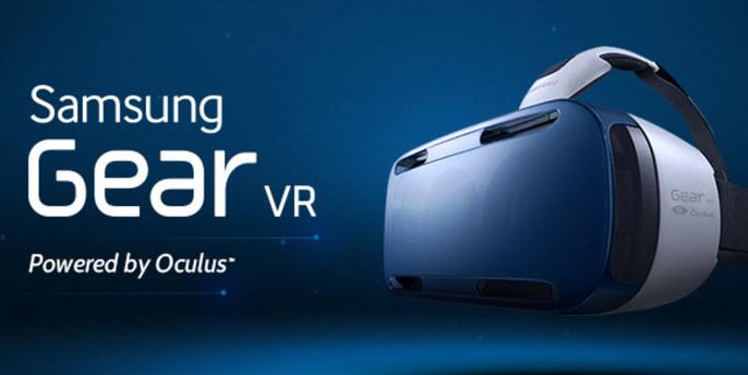 Шлем Samsung Gear VR быстро раскупили на Amazon и Best Buy