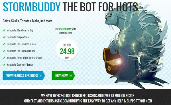 Создатель бота Stormbuddy для WOW обвиняет Blizzard в краже исходного кода - 1
