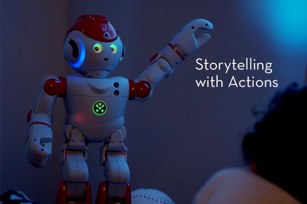ALPHA 2 — интерактивный робот-гуманоид для семьи - 12