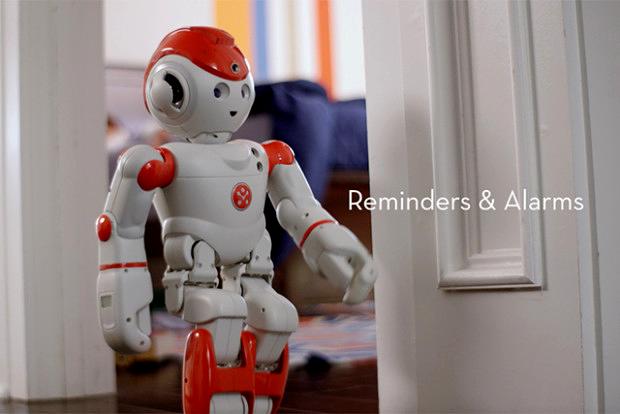 ALPHA 2 — интерактивный робот-гуманоид для семьи - 4