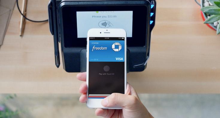 Apple запустит в Китае Apple Pay в начале следующего года