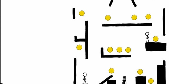 Hoverboard: новая игра от создателя XKCD - 1