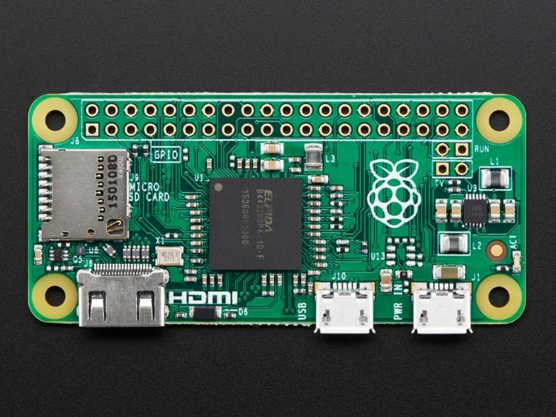 Raspberry Pi Zero поступил в продажу по $5: ссылки на магазины - 2
