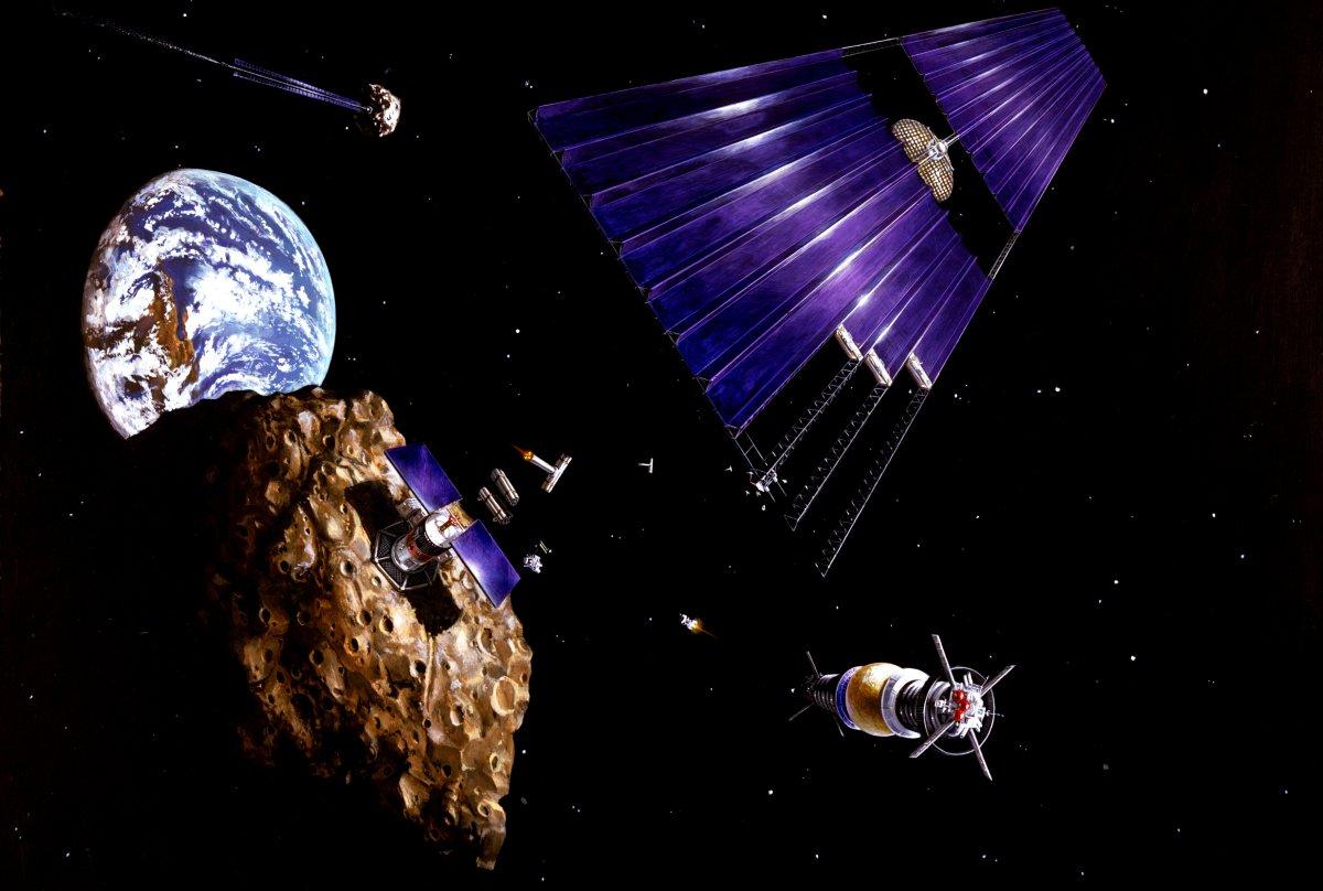 Закон о добыче ресурсов в космосе подписан президентом США - 1