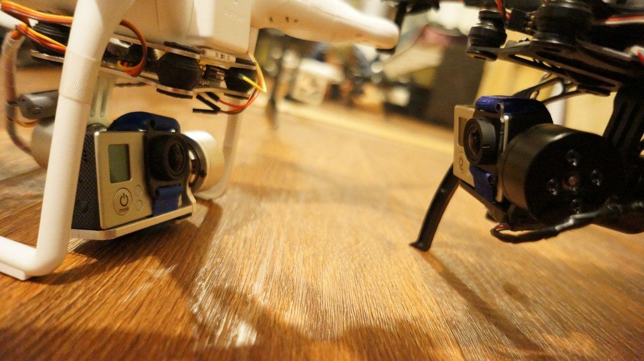 Предполетные подготовки GoPro - 1