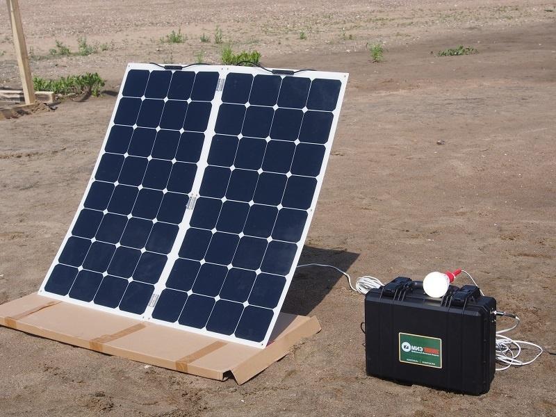 Солнечная энергетика: Чемодан энергии для туриста - 1