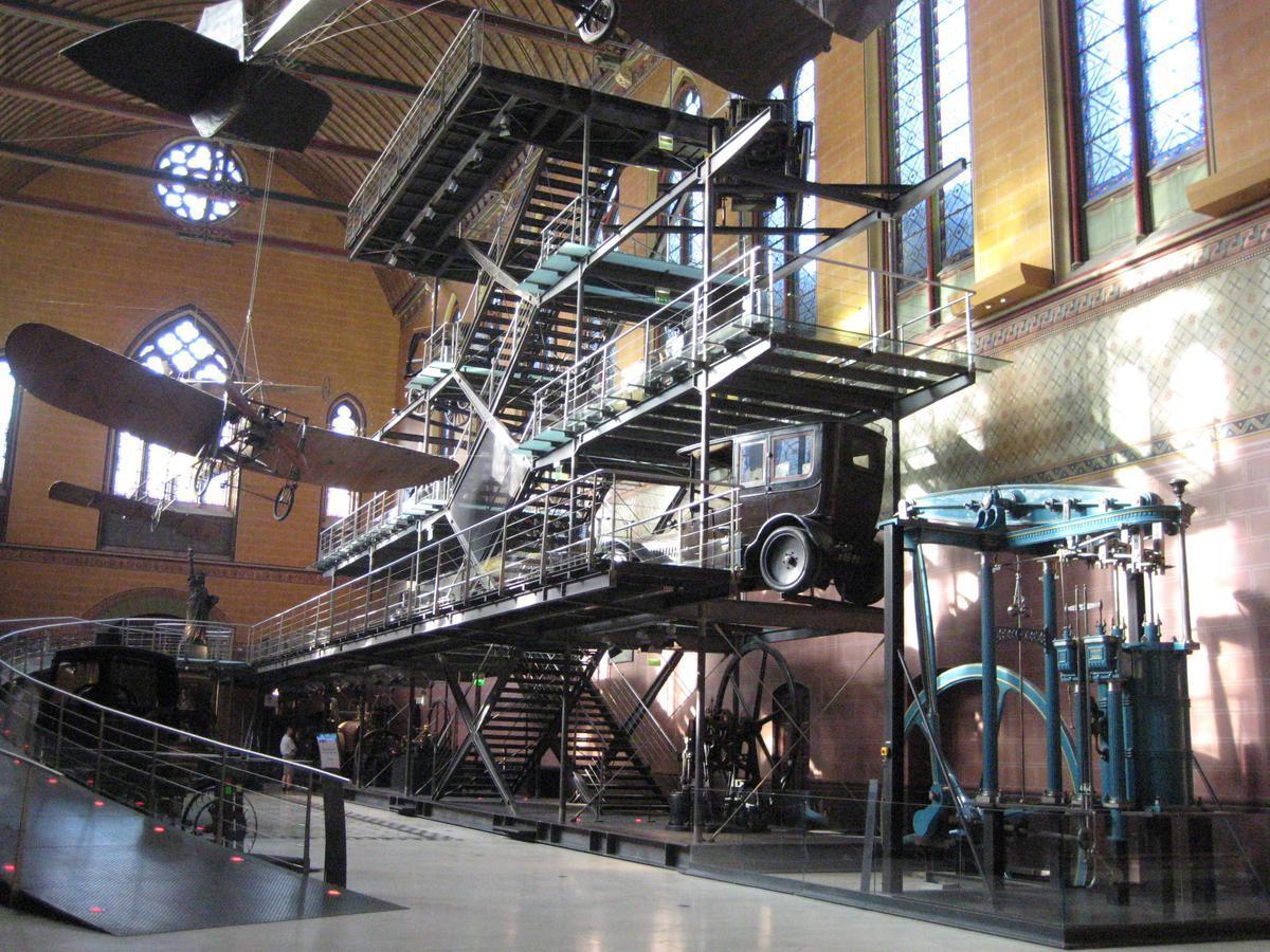 Самый старый технический музей Европы - 16