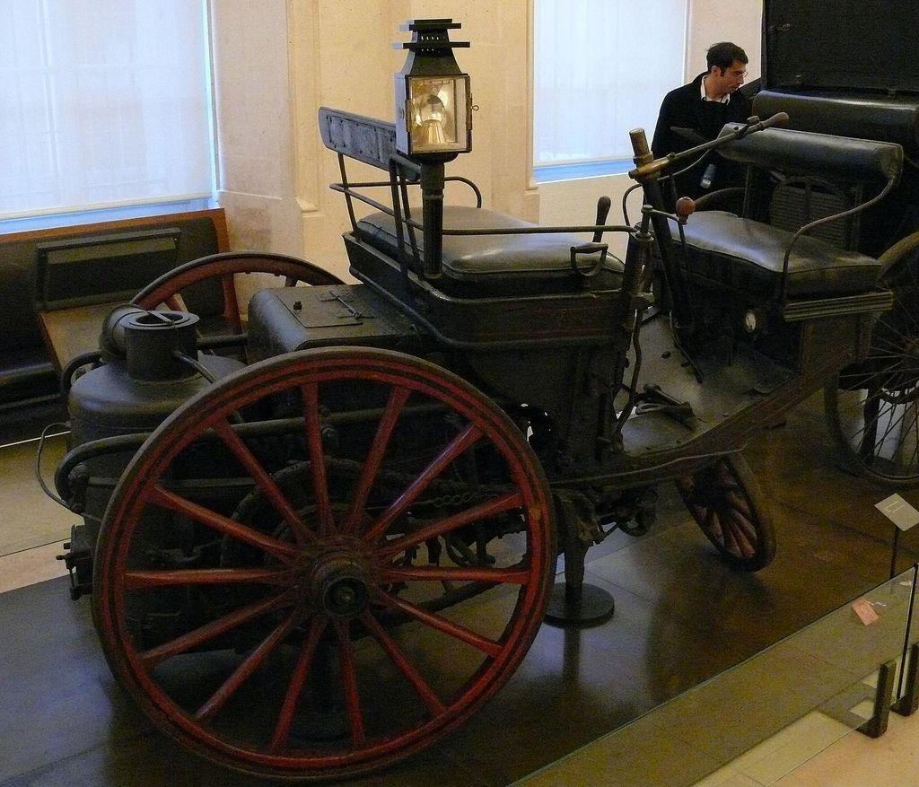 Самый старый технический музей Европы - 18