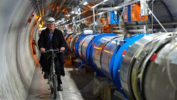 Европейский центр ядерных исследований - 7