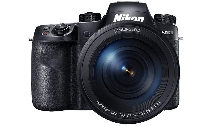 Компания Nikon намерена приобрести технологию Samsung NX - 1