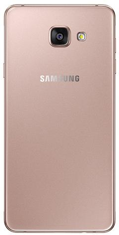 Представлены смартфоны Samsung Galaxy A7, A5 и A3 образца 2016 года - 2