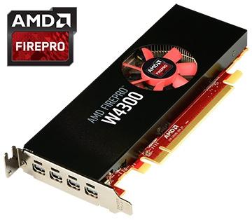 AMD FirePro W4300