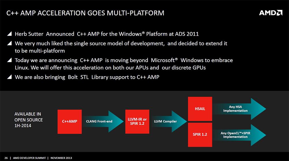 Heterogeneous System Architecture или о встрече CPU и GPU - 6