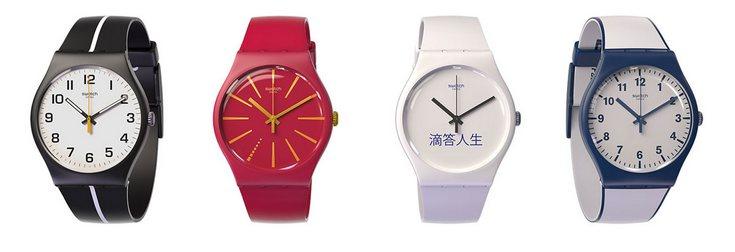 Часы Swatch Bellamy станут доступны за пределами Китая