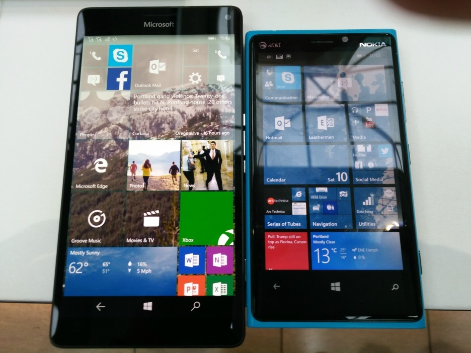 Первое накопительное обновление доступно для инсайдеров мобильной Windows - 1