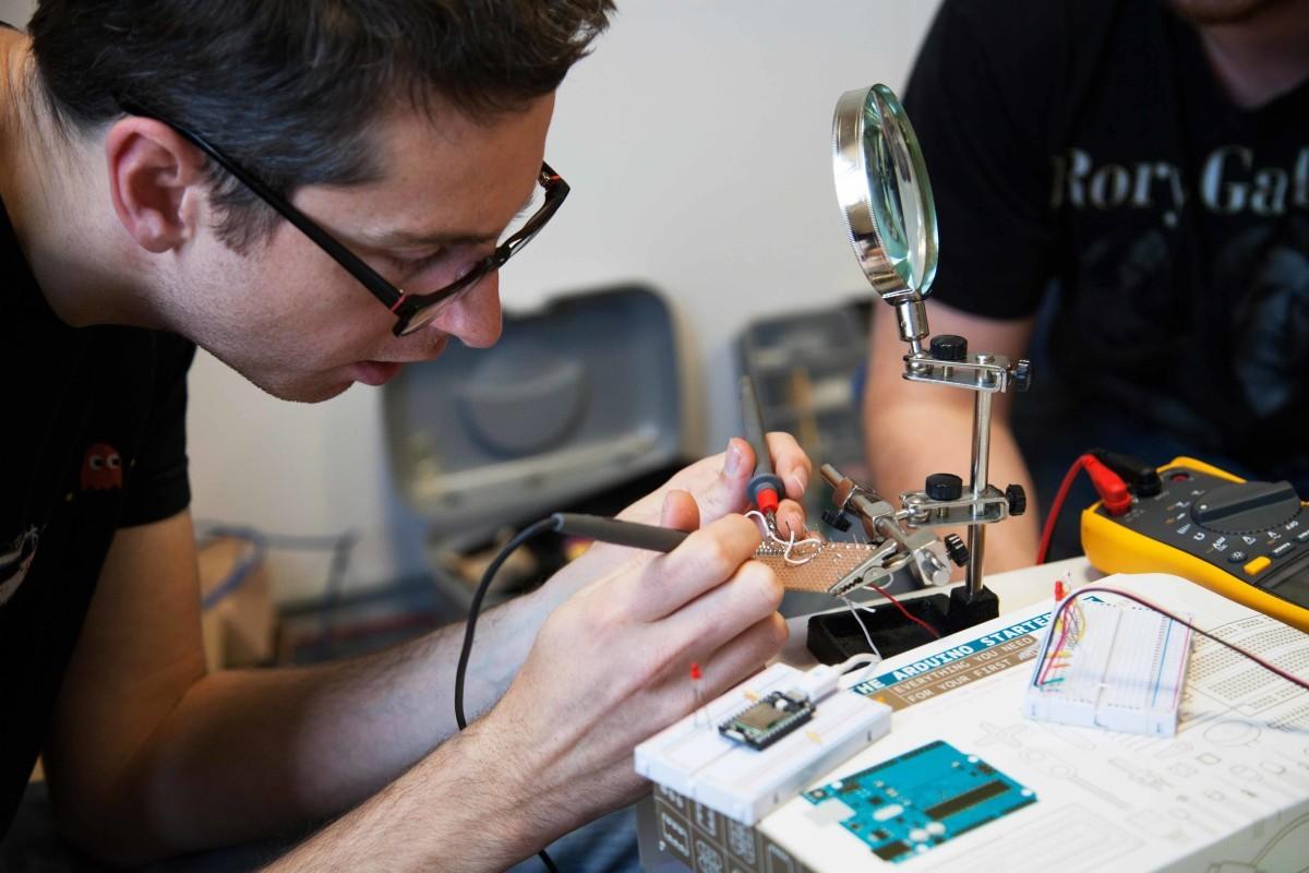 Разработка электроники: Процесс и продукт - 1