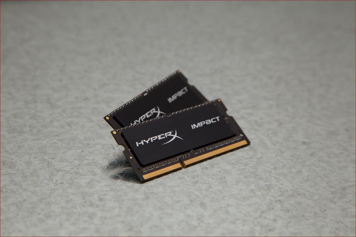 [Guide] Линейки памяти HyperX Impact — мобильный — не значит медленный - 1