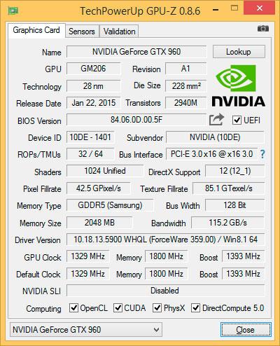 Обзор игровой видеокарты Inno3D iChill GeForce GTX 960 Ultra (C960-2SDN-E5CNX) - 16